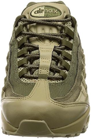 Nike Air Max 95 Premium Men's Shoe - Olive Image 4