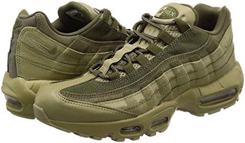Nike Air Max 95 Premium Men's Shoe - Olive Image 5