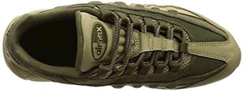 Nike Air Max 95 Premium Men's Shoe - Olive Image 7