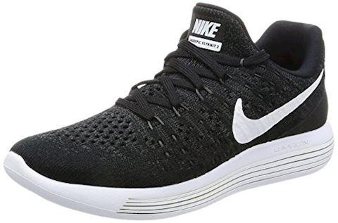 Nike LunarEpic Low Flyknit 2 Women's Running Shoe - Black Image