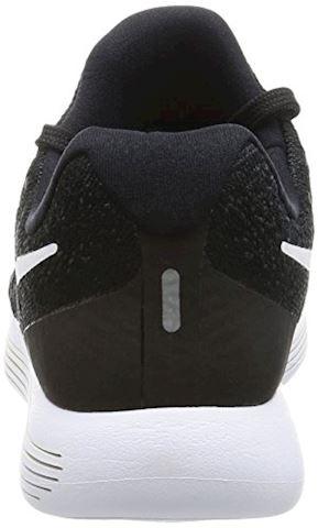 Nike LunarEpic Low Flyknit 2 Women's Running Shoe - Black Image 2
