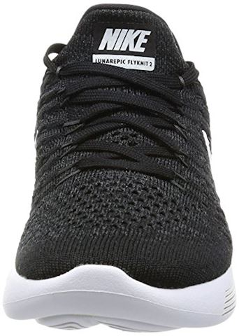 Nike LunarEpic Low Flyknit 2 Women's Running Shoe - Black Image 4