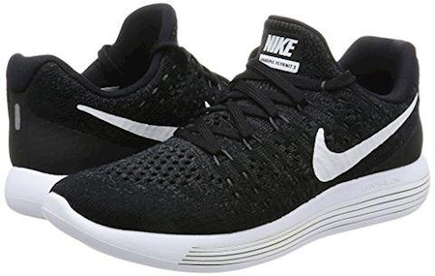 Nike LunarEpic Low Flyknit 2 Women's Running Shoe - Black Image 5