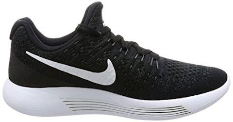 Nike LunarEpic Low Flyknit 2 Women's Running Shoe - Black Image 6