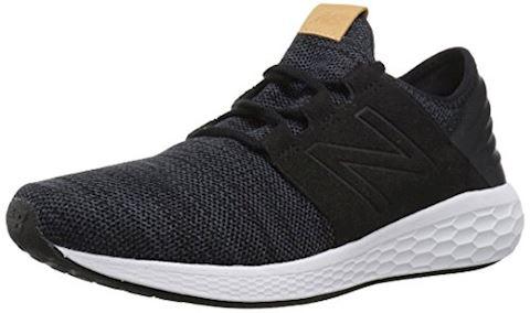 New Balance  CRUZ  men's Running Trainers in Black Image