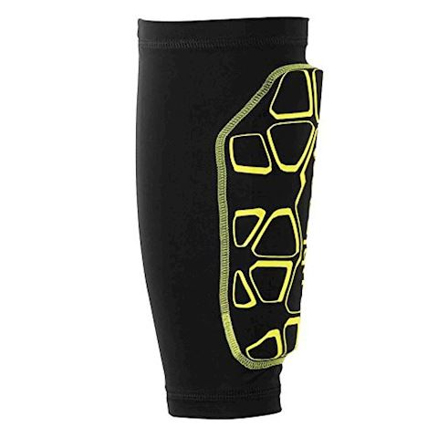 Uhlsport Bionikshield Shin Pads - Black/Fluo Yellow Image 2