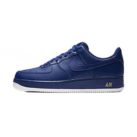 Nike Air Force 1 07 Men's Shoe - Blue Image