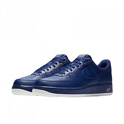 Nike Air Force 1 07 Men's Shoe - Blue Image 2