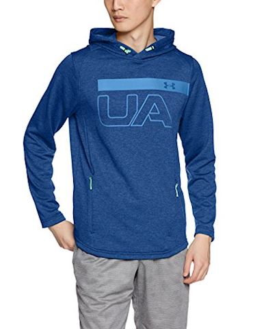 Under Armour Men's UA MK-1 Terry Graphic Hoodie Image