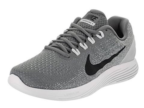 Nike LunarGlide 9 Women's Running Shoe - Grey Image