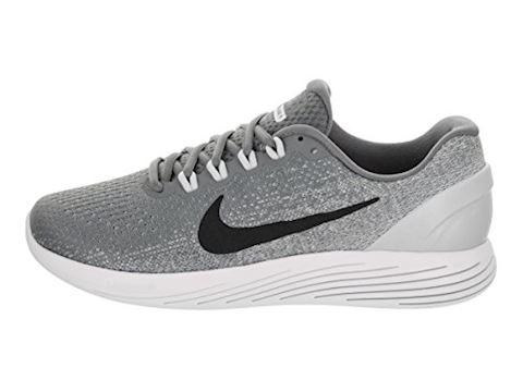 Nike LunarGlide 9 Women's Running Shoe - Grey Image 2
