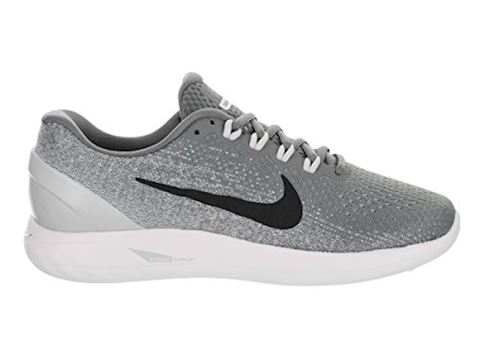 Nike LunarGlide 9 Women's Running Shoe - Grey Image 5