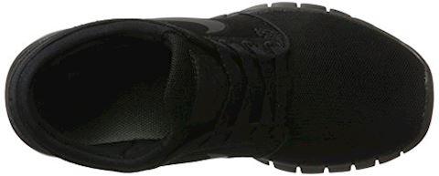 Nike SB Stefan Janoski Max Men's Skateboarding Shoe - Black Image 7