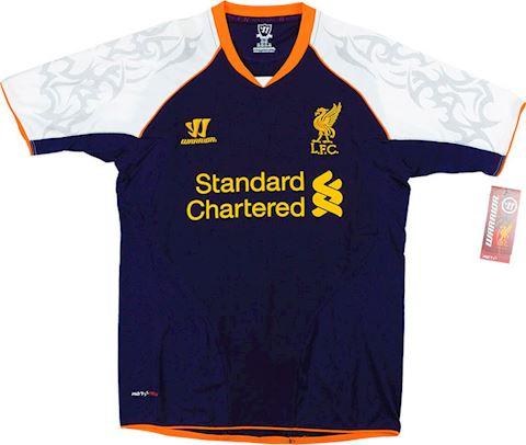 Warrior Liverpool Kids SS Third Shirt 2012/13 Image