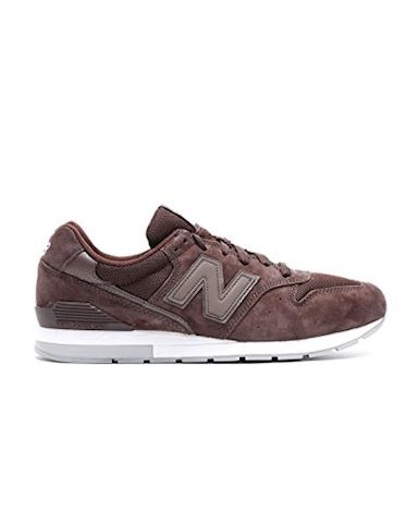 New Balance  MRL996  women's Shoes (Trainers) in Brown Image