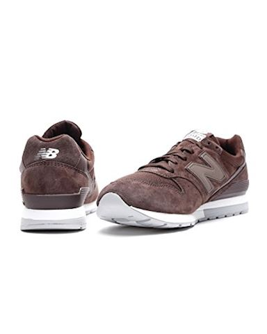 New Balance  MRL996  women's Shoes (Trainers) in Brown Image 3