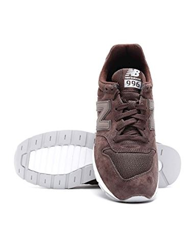 New Balance  MRL996  women's Shoes (Trainers) in Brown Image 4