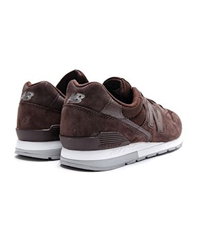 New Balance  MRL996  women's Shoes (Trainers) in Brown Image 6