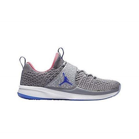 Nike Air Jordan Trainer 2 Flyknit Men's Training Shoe - Grey Image