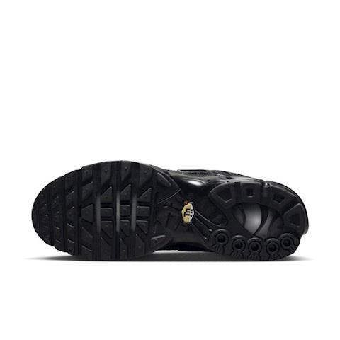 Nike Air Max Plus Men's Shoe - Black Image 5