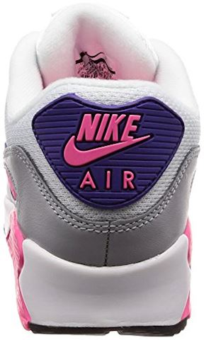Nike Air Max 90 Women's Shoe - White Image 2