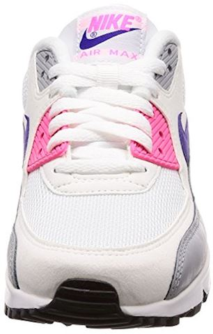 Nike Air Max 90 Women's Shoe - White Image 4