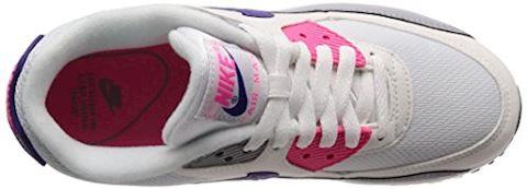 Nike Air Max 90 Women's Shoe - White Image 7