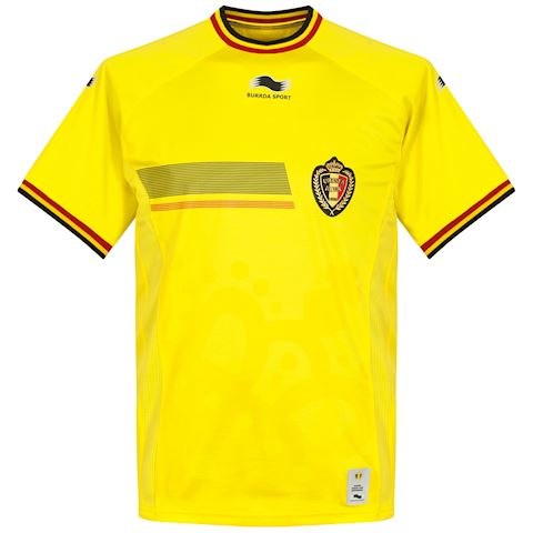 Belgium Mens SS Third Shirt 2014 Image