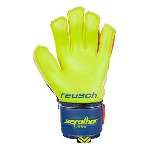 Reusch Serathor Pro G2 OrthoTec Dazzling Blue Safety Yellow Safety Yellow