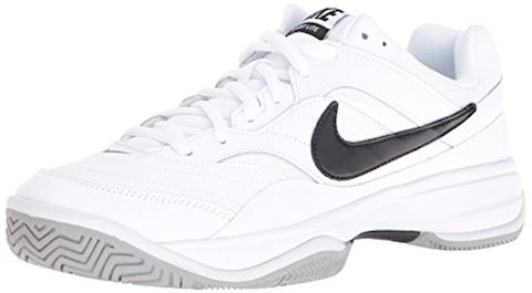 NikeCourt Lite Men's Tennis Shoe - White Image 2
