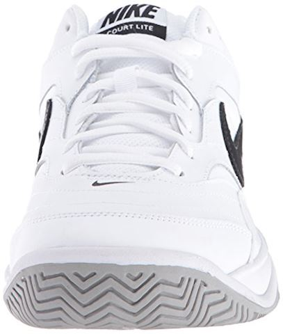 NikeCourt Lite Men's Tennis Shoe - White Image 5