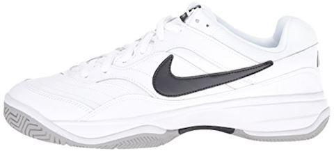 NikeCourt Lite Men's Tennis Shoe - White Image 6