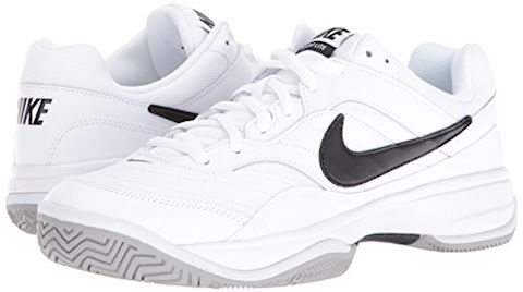 NikeCourt Lite Men's Tennis Shoe - White Image 7