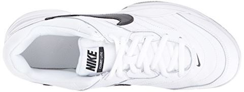 NikeCourt Lite Men's Tennis Shoe - White Image 9