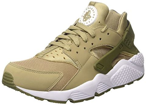 Nike Air Huarache - Khaki/Medium Olive/White Image
