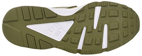 Nike Air Huarache - Khaki/Medium Olive/White Image 3