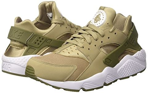 Nike Air Huarache - Khaki/Medium Olive/White Image 5