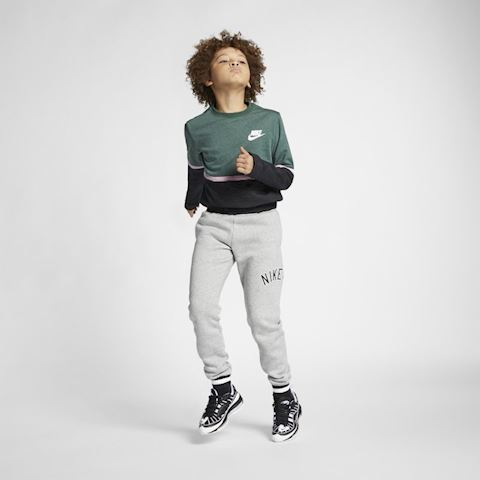 Nike Air Older Kids' Trousers - Grey Image 4