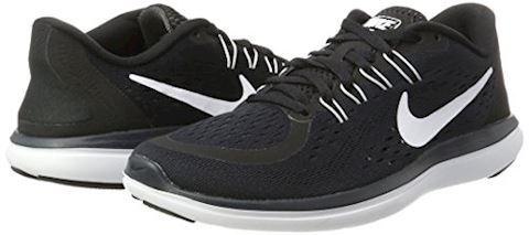 Nike Flex 2017 RN Women's Running Shoe - Black