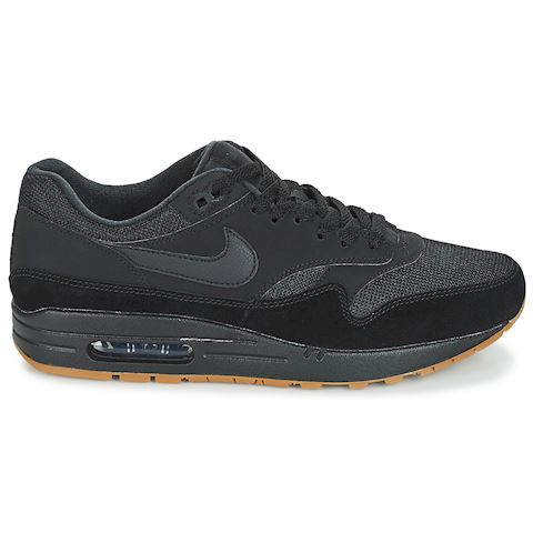Nike Air Max 1 Men's Shoe - Black Image 2