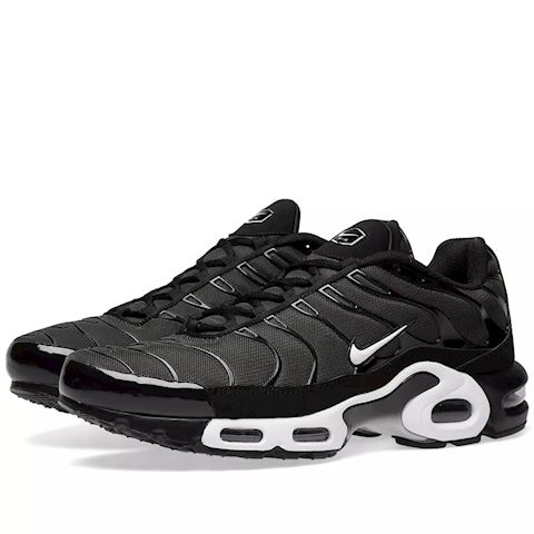 Nike Air Max Plus Men's Shoe - Black Image