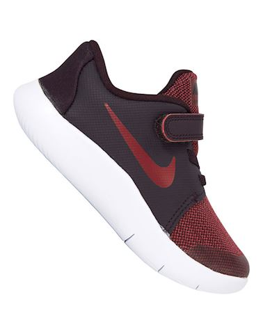 Nike Flex Contact 2 Baby& Toddler Shoe - Red Image