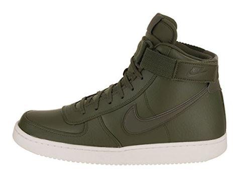 Nike Vandal High Supreme Leather Men's Shoe - Olive Image 2