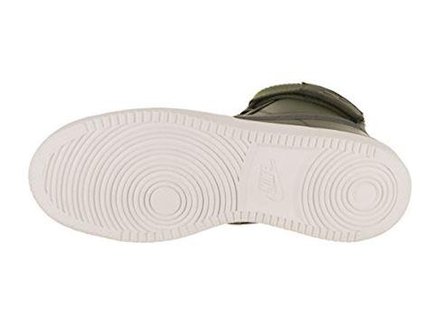 Nike Vandal High Supreme Leather Men's Shoe - Olive Image 4