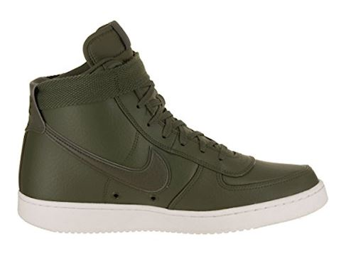 Nike Vandal High Supreme Leather Men's Shoe - Olive Image 5