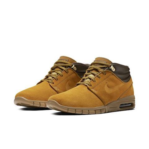 premium selection 235c6 67393 Nike SB Stefan Janoski Max Mid Premium Men s Skate Shoe - Brown Image 2