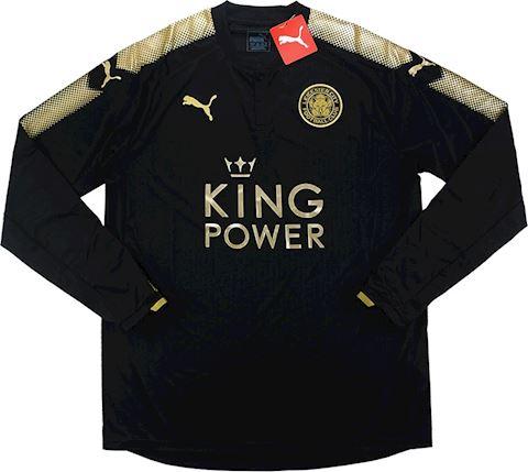 Puma Leicester City Mens LS Away Shirt 2017/18 Image
