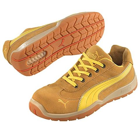 Puma S1P HRO Moto Protect Safety Shoes Image