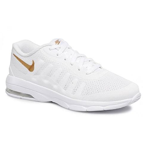 best loved 47bb3 a1dd8 Nike AIR MAX INVIGOR CADET girls s Shoes (Trainers) in White Image