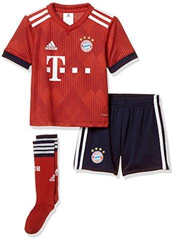 adidas Bayern Munich Kids SS Home Mini Kit 2018/19 Image